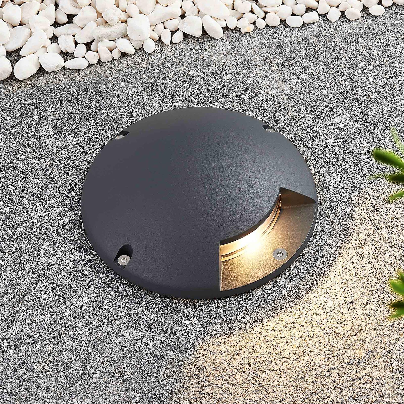 Lindby Cormac LED nedgravningsspot, 1 lyskilde