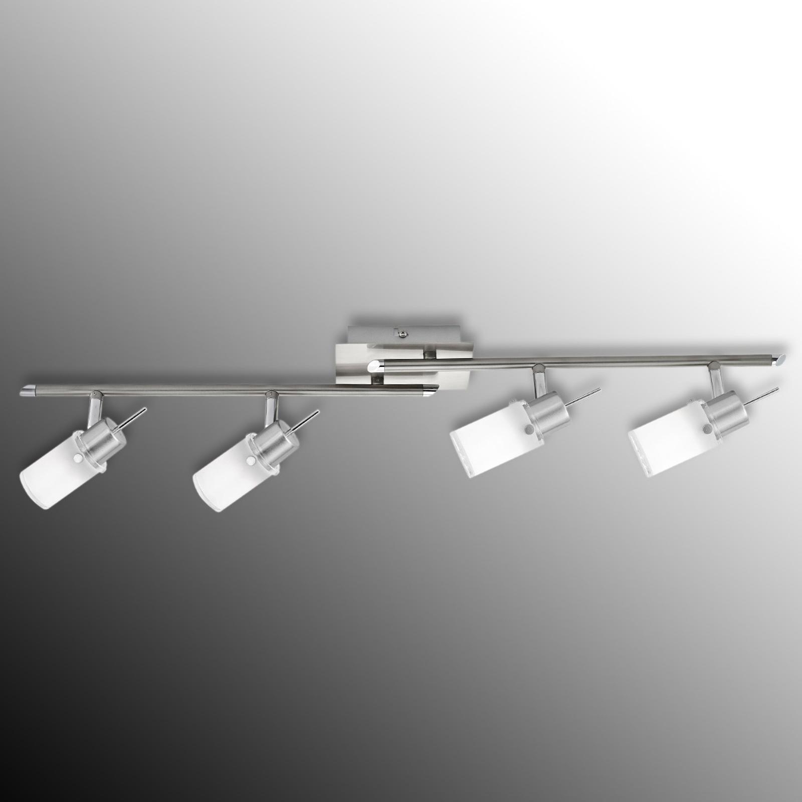 LED plafondlamp Max, 4.lamps
