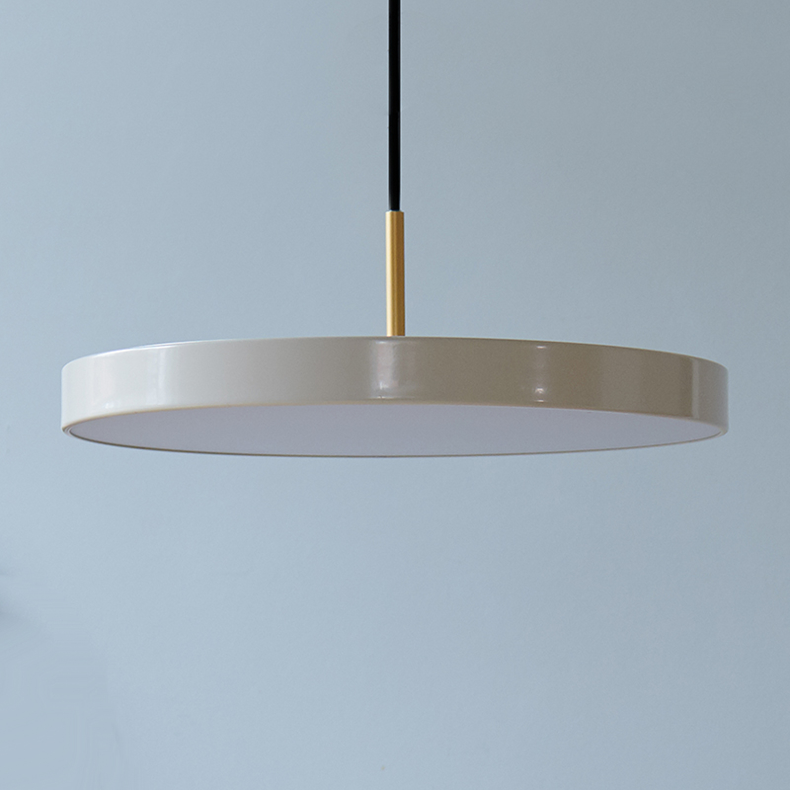 UMAGE Asteria mini suspension LED blanc perle