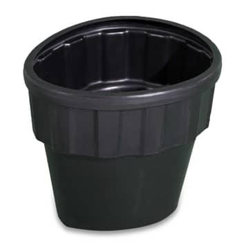 Pflanzeinsatz für Dekolampe Storus IV schwarz