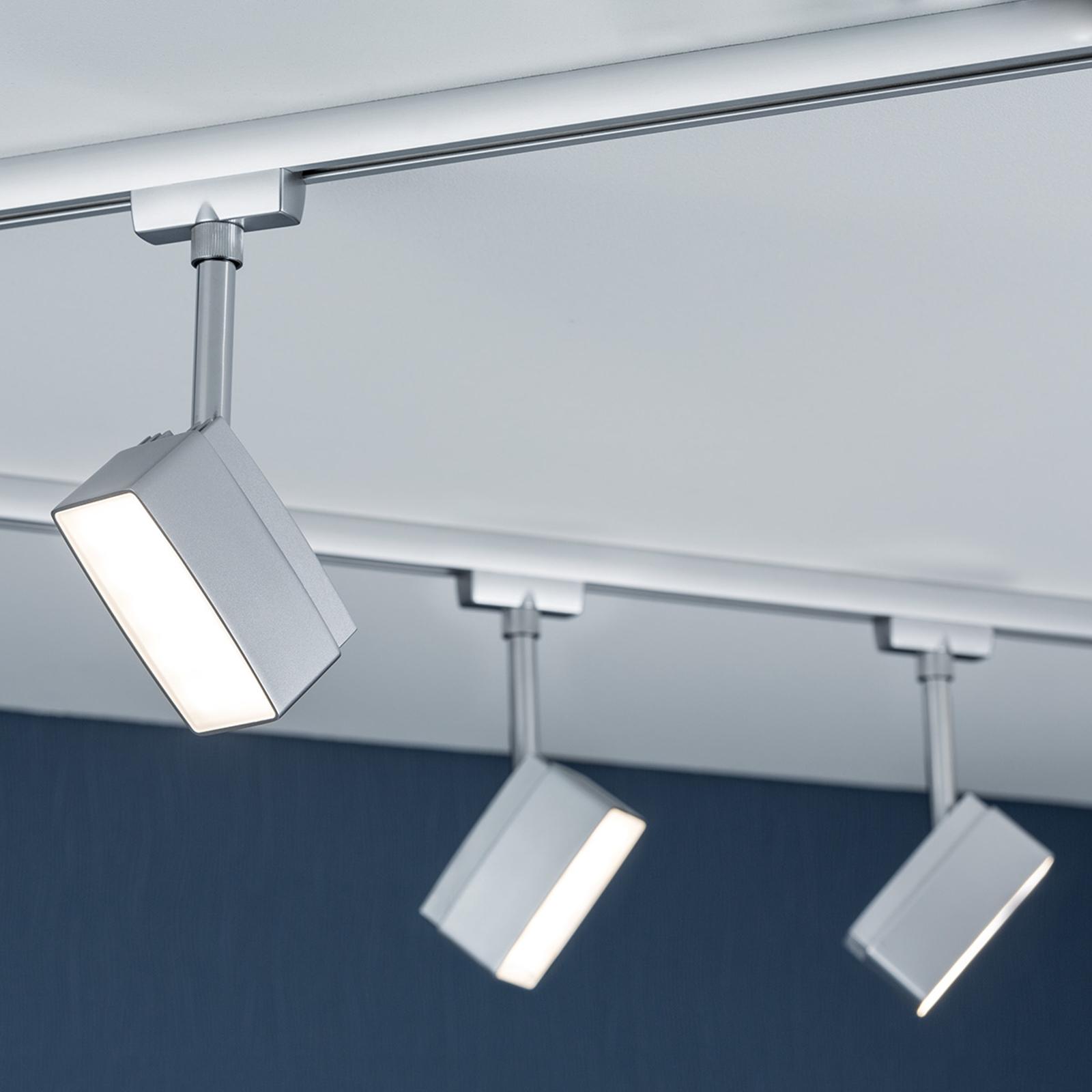 Paulmann URail Pedal LED-Spot 5W in Chrom