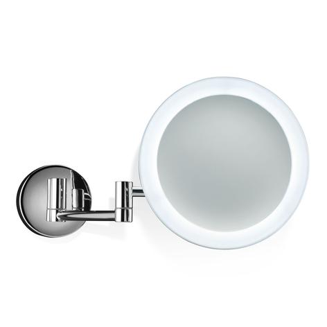 Decor Walther BS 60/V N espejo de pared LED, 5x