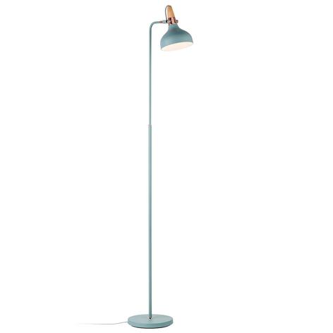 Paulmann Juna lámpara de pie con detalles chic
