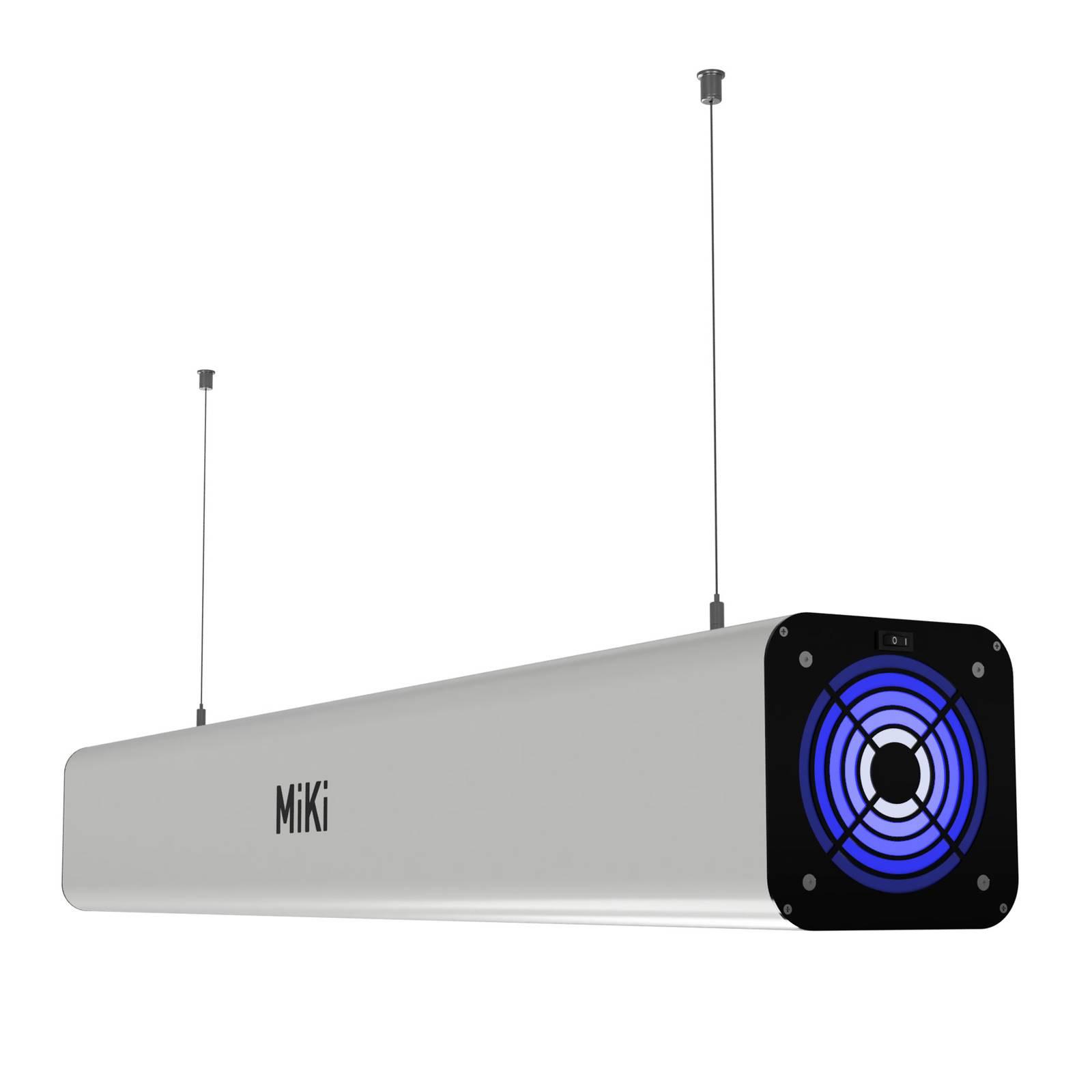 Pendant set for MiKi UV-C air cleaner