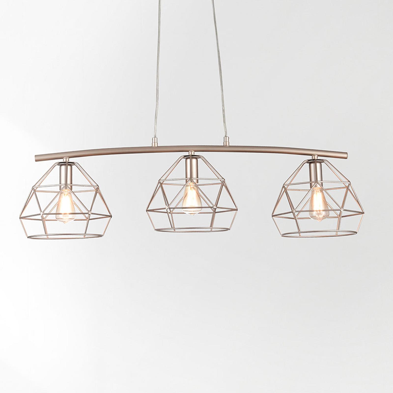 Hanglamp Soprano, 3-lamps