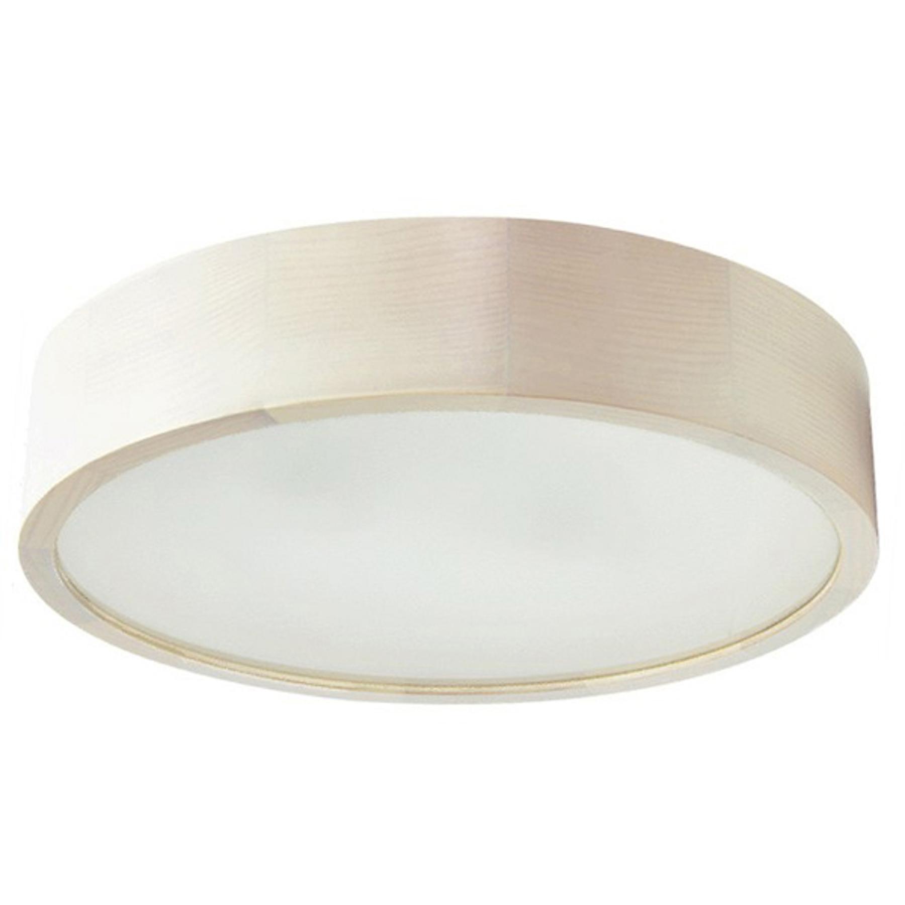 LED-Deckenleuchte Cleo, Ø 28 cm, weiß