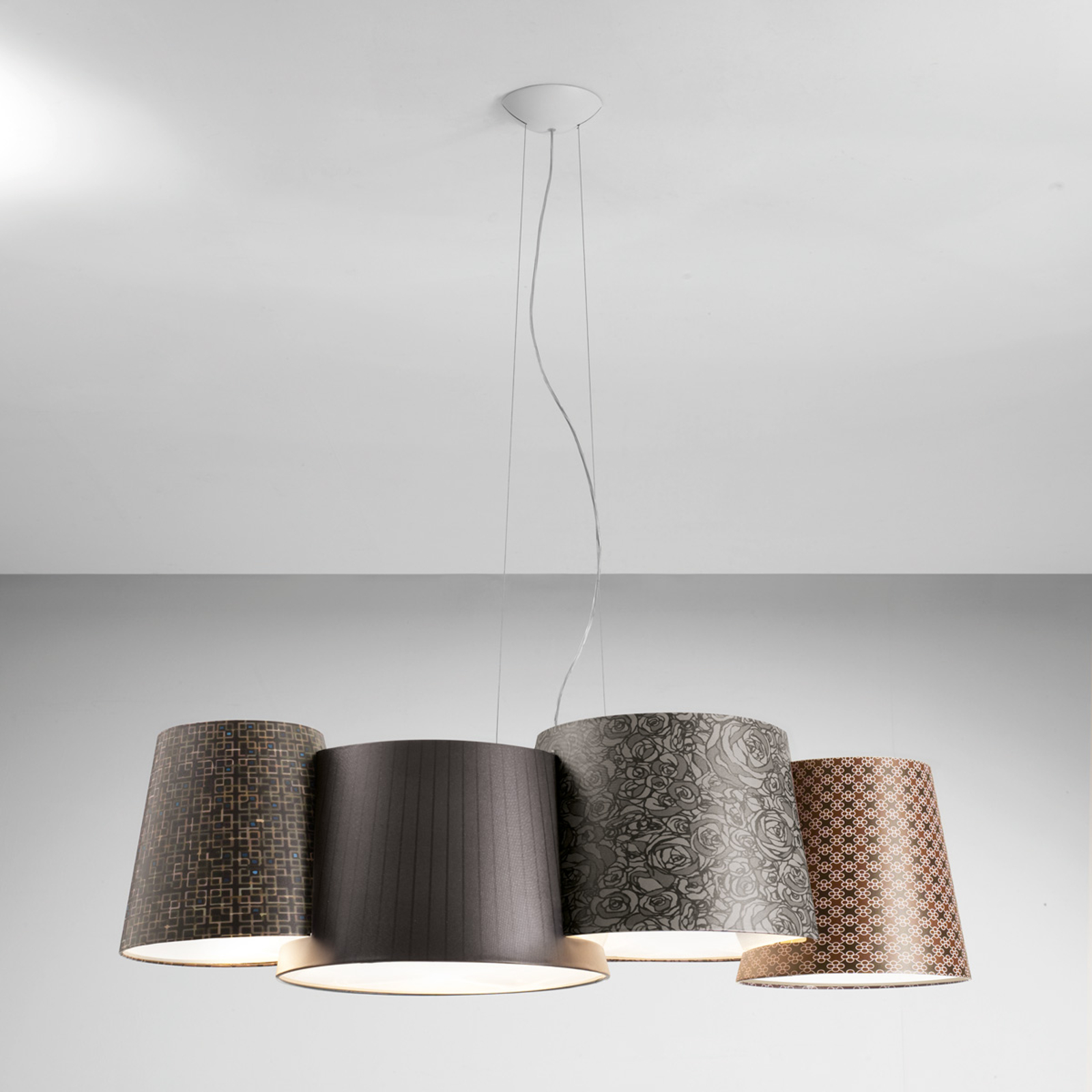 Axolight Melting Pot 115 Design-Hängelampe dunkel kaufen