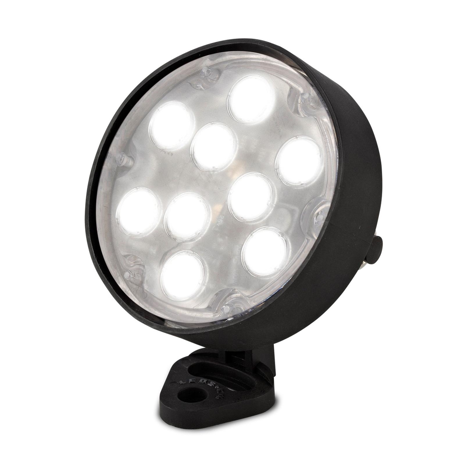 LED-undervannsstråler Aqua, diameter 10,4 cm