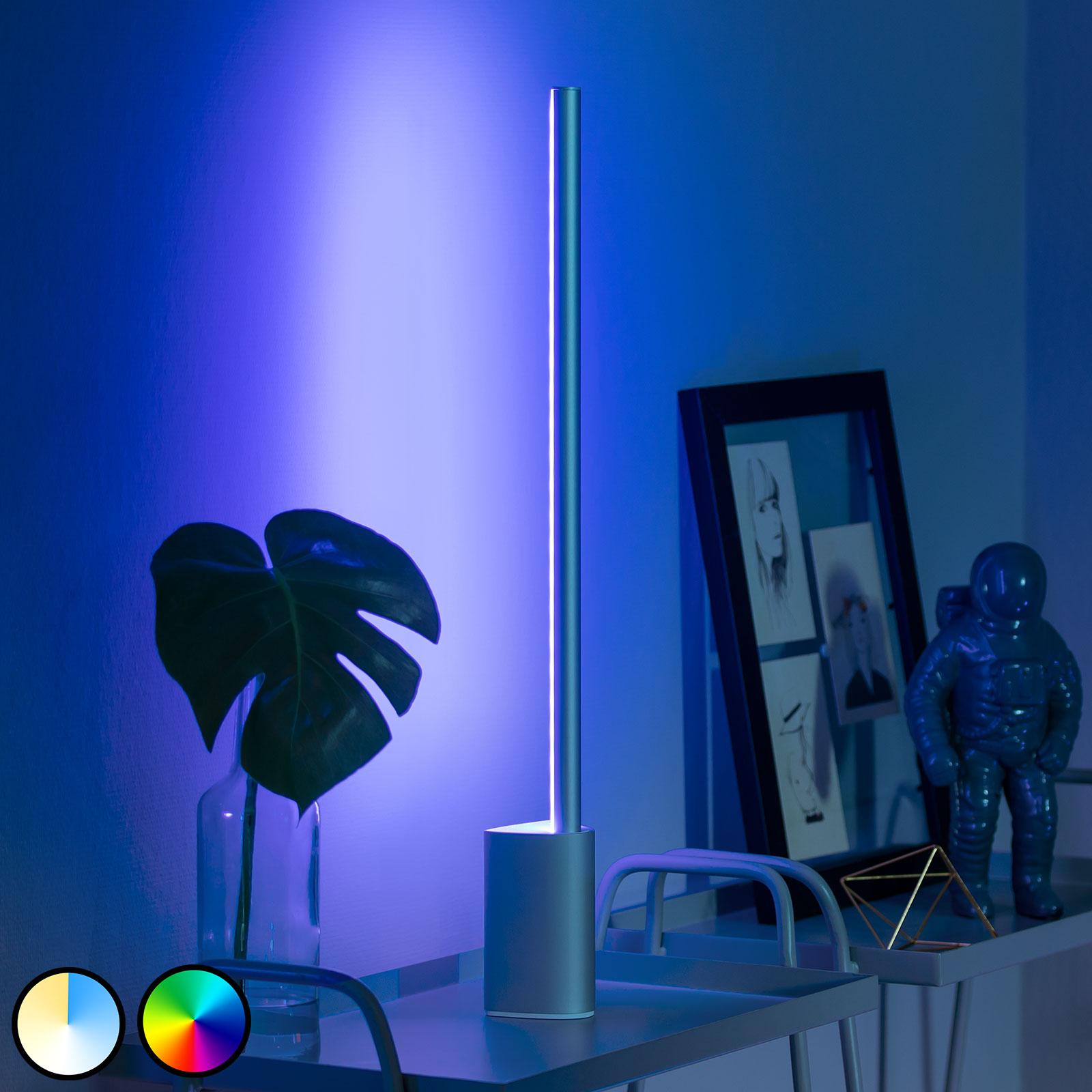 Philips Hue Signe lámpara de mesa LED, RGBW