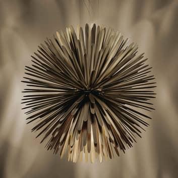 Foscarini Sun - Lys of Love LED-hængelampe, gylden