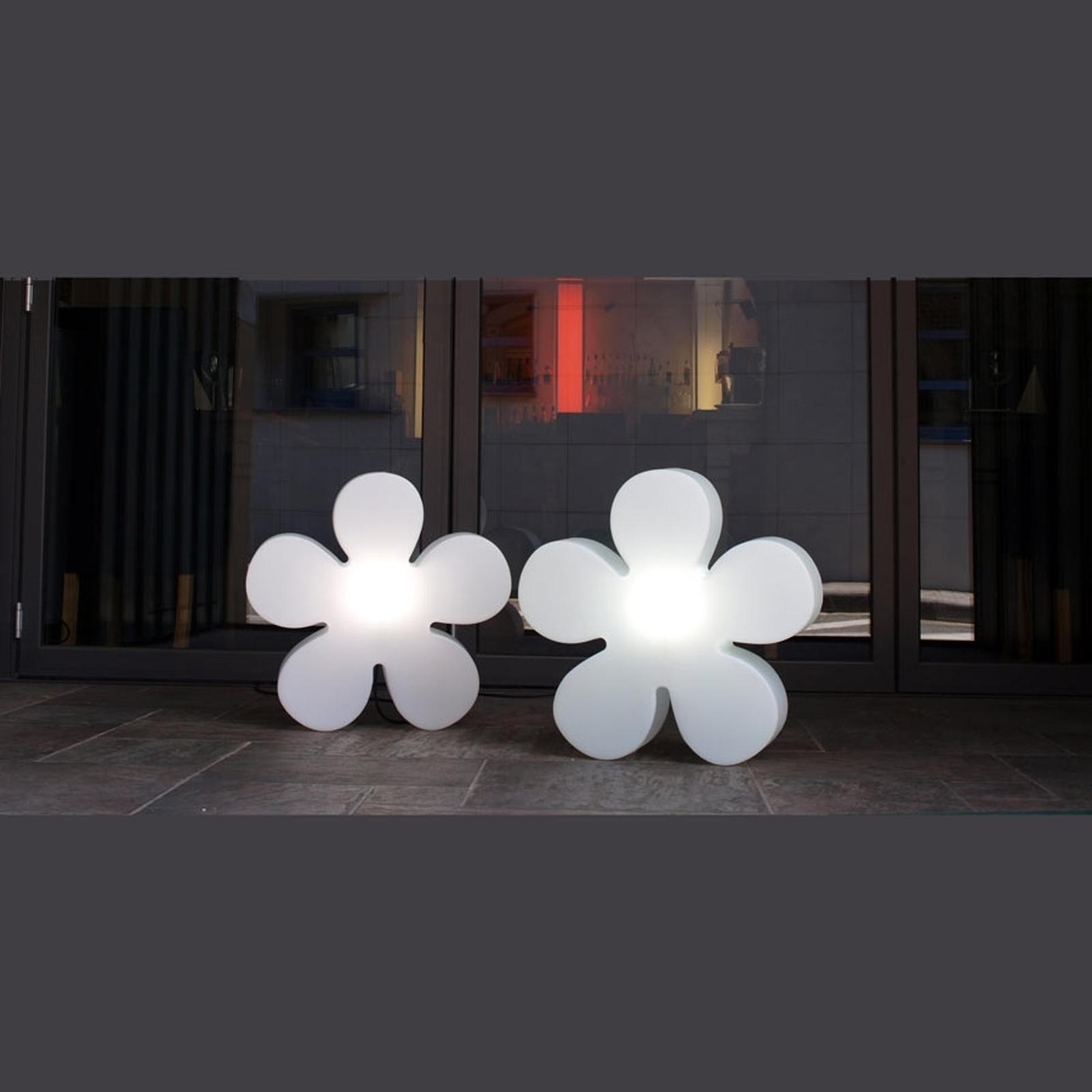 LED-Dekoleuchte Shining Flower Mini in Blumenform