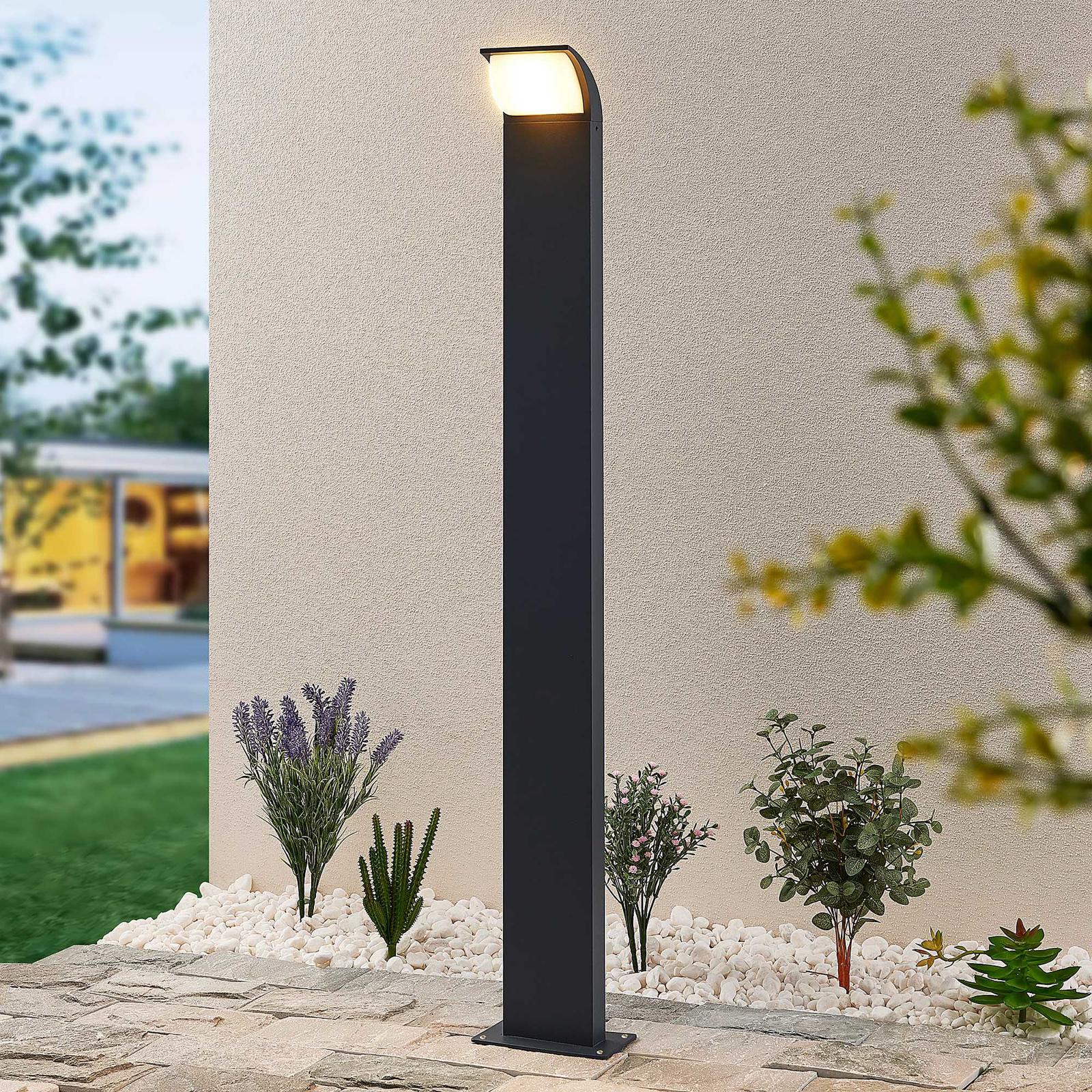 Lucande Tinna LED-Wegeleuchte, 100 cm