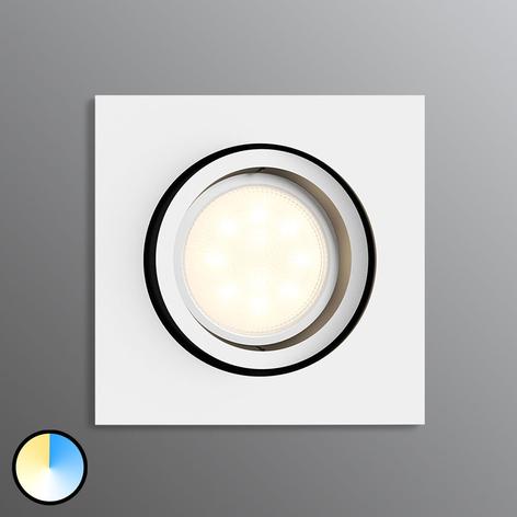 Philips Hue Milliskin spot LED angolare, bianco