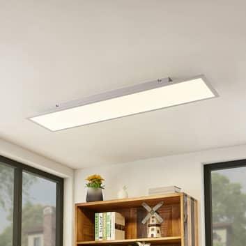 Lindby Luay -LED-paneeli, 3000–6000K, 30x120 cm