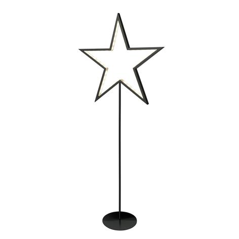 Stjerne-dekorasjonsbelysning Lucy