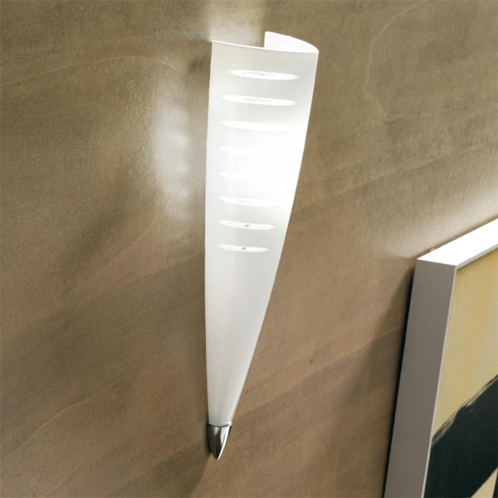 Brilliantly shaped wall light Iris_6059116_1