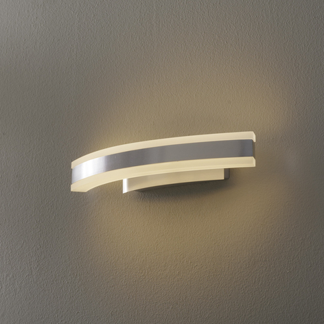LED-Wandleuchte Stiff mit Dimmer