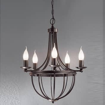Lustre AZIENDA 5 lampes