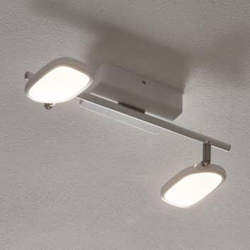 EGLO connect Palombare-C LED plafondspot 2lamps