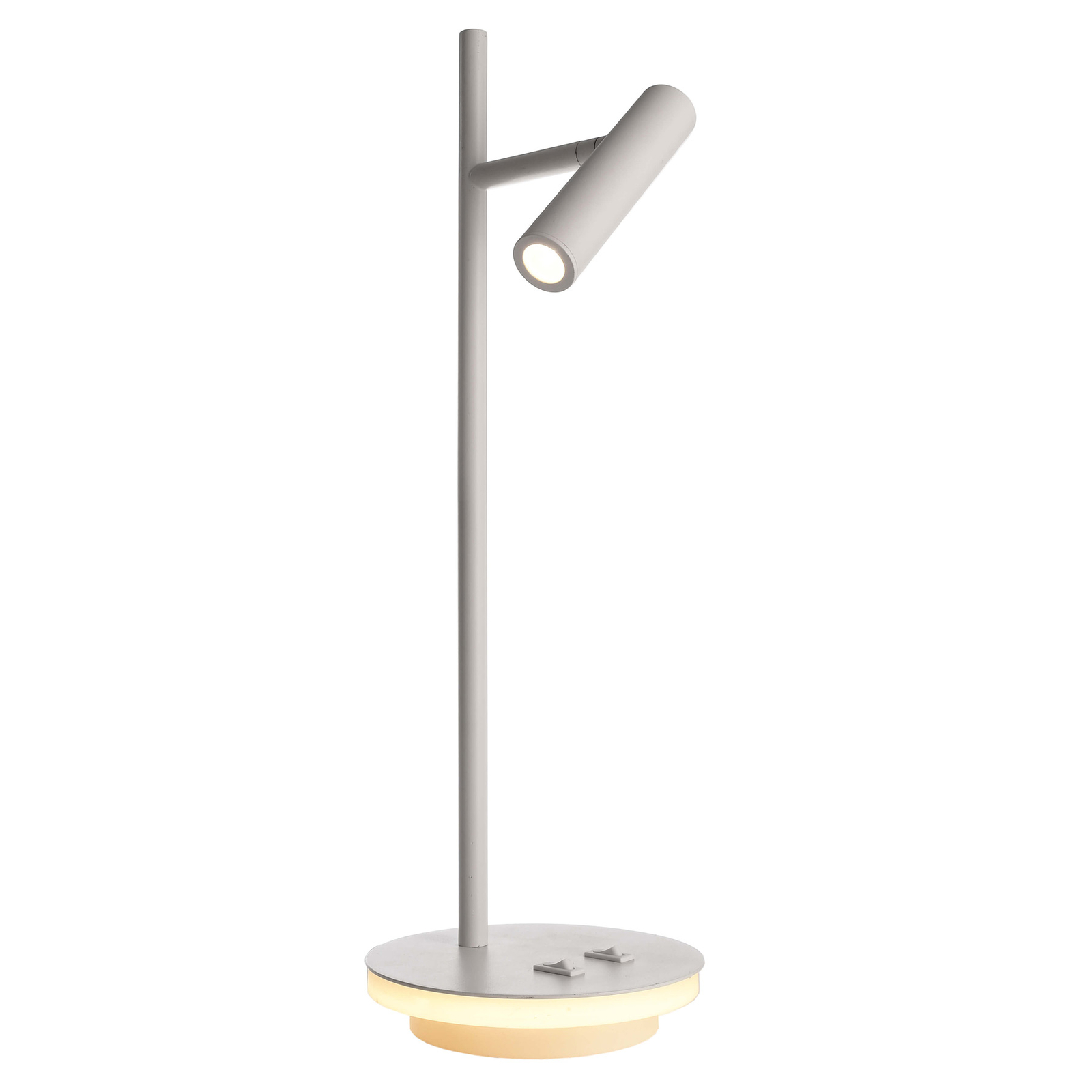 LED-Tischleuchte Brahe, weiß