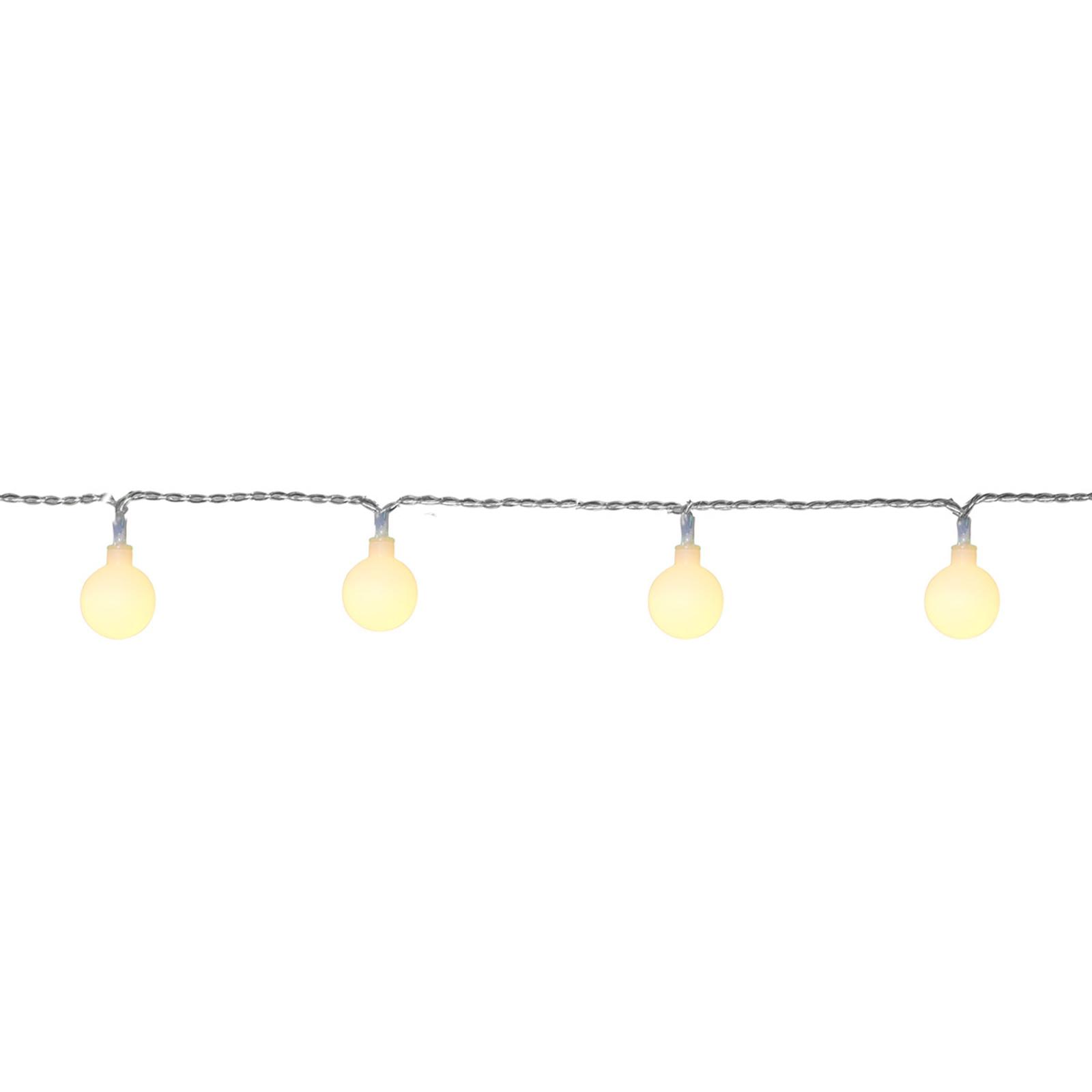 Ulkotilojen valoketju LED Berry