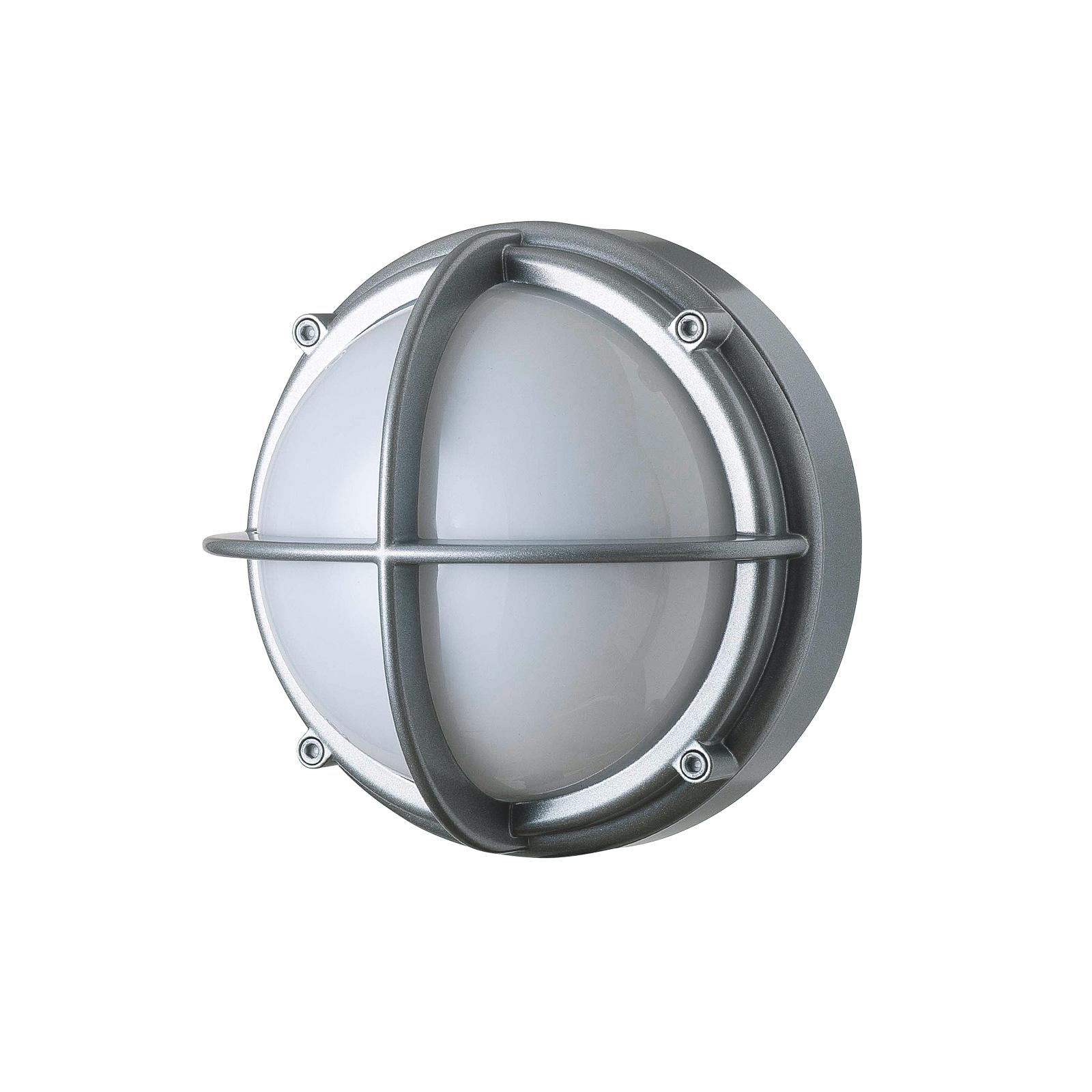 Louis Poulsen Skot LED-Wandleuchte aluminium/opal