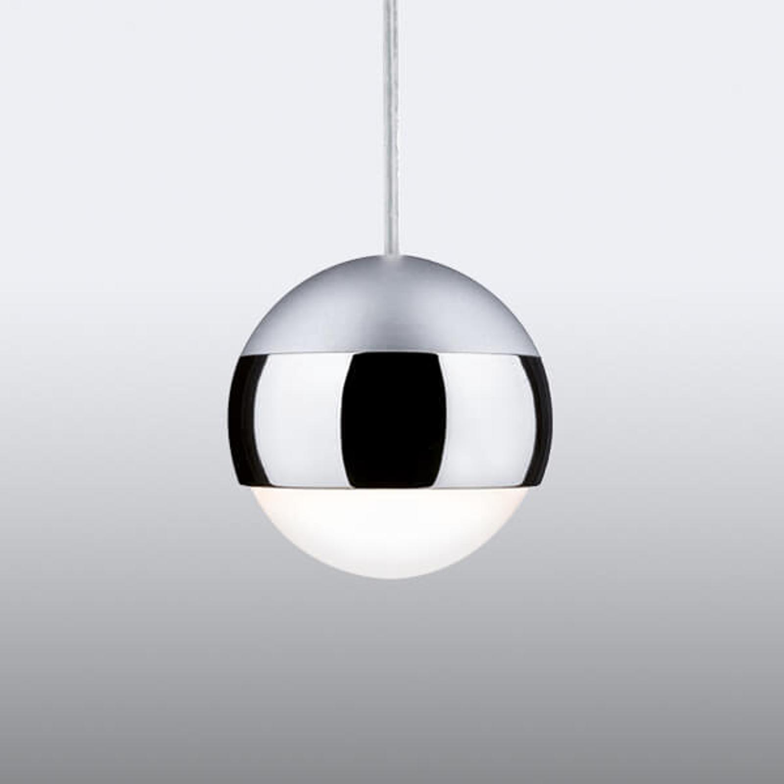 Paulmann URail Capsule II lampa wisząca LED, chrom