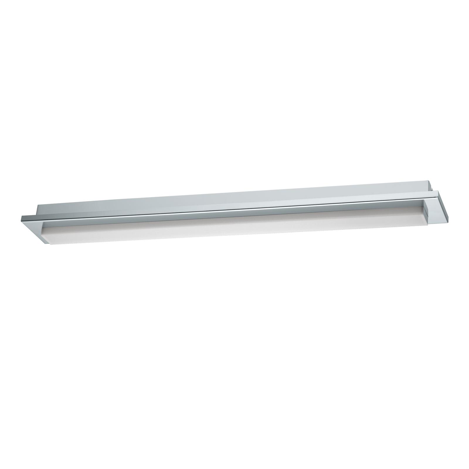 Cumbrecita LED-spejllampe, forkromet, 61 cm
