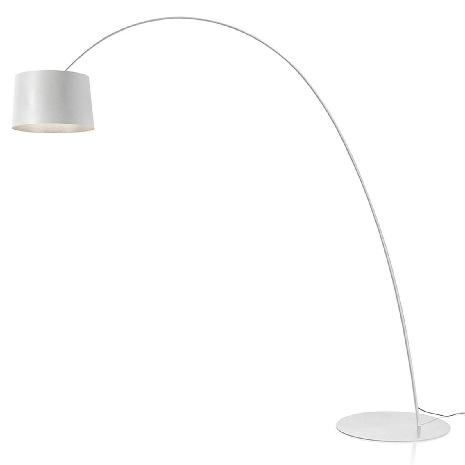 Foscarini Twiggy Elle MyLight Stehlampe CCT weiß