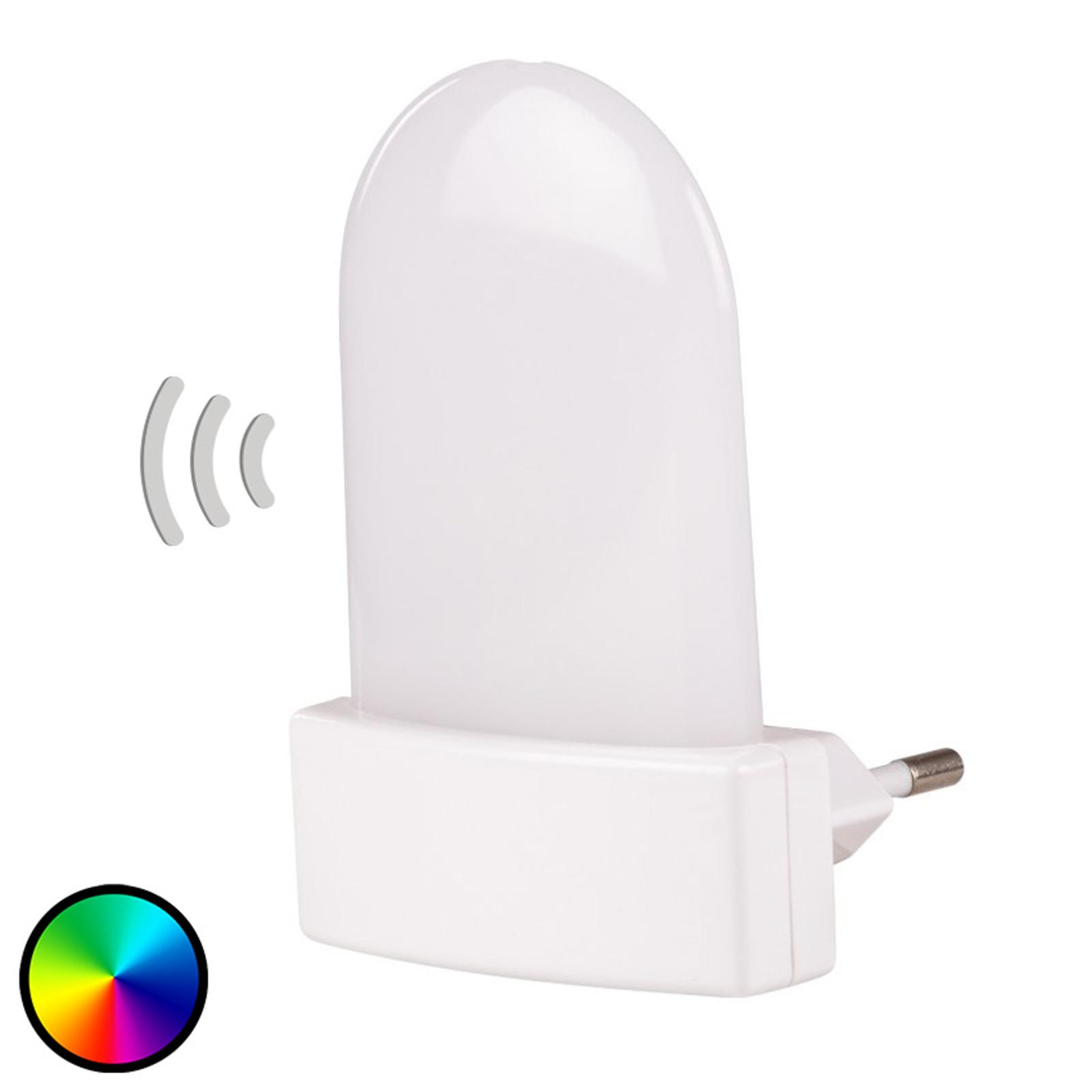 Lampada LED da presa Bunda Sensor RGB
