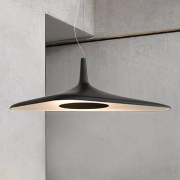 Futuristisk LED pendellampe Soleil Noir