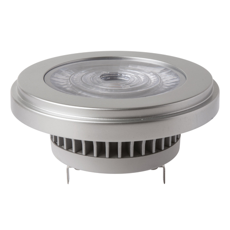 LED lamp G53 AR111 11W 45°