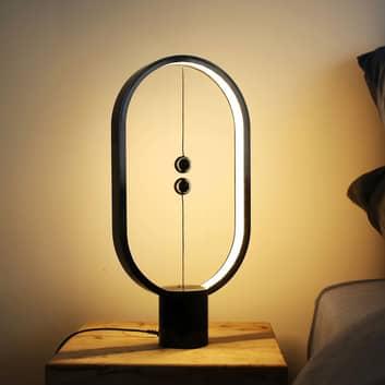 SEGULA Heng Balance LED-bordslampa, svart