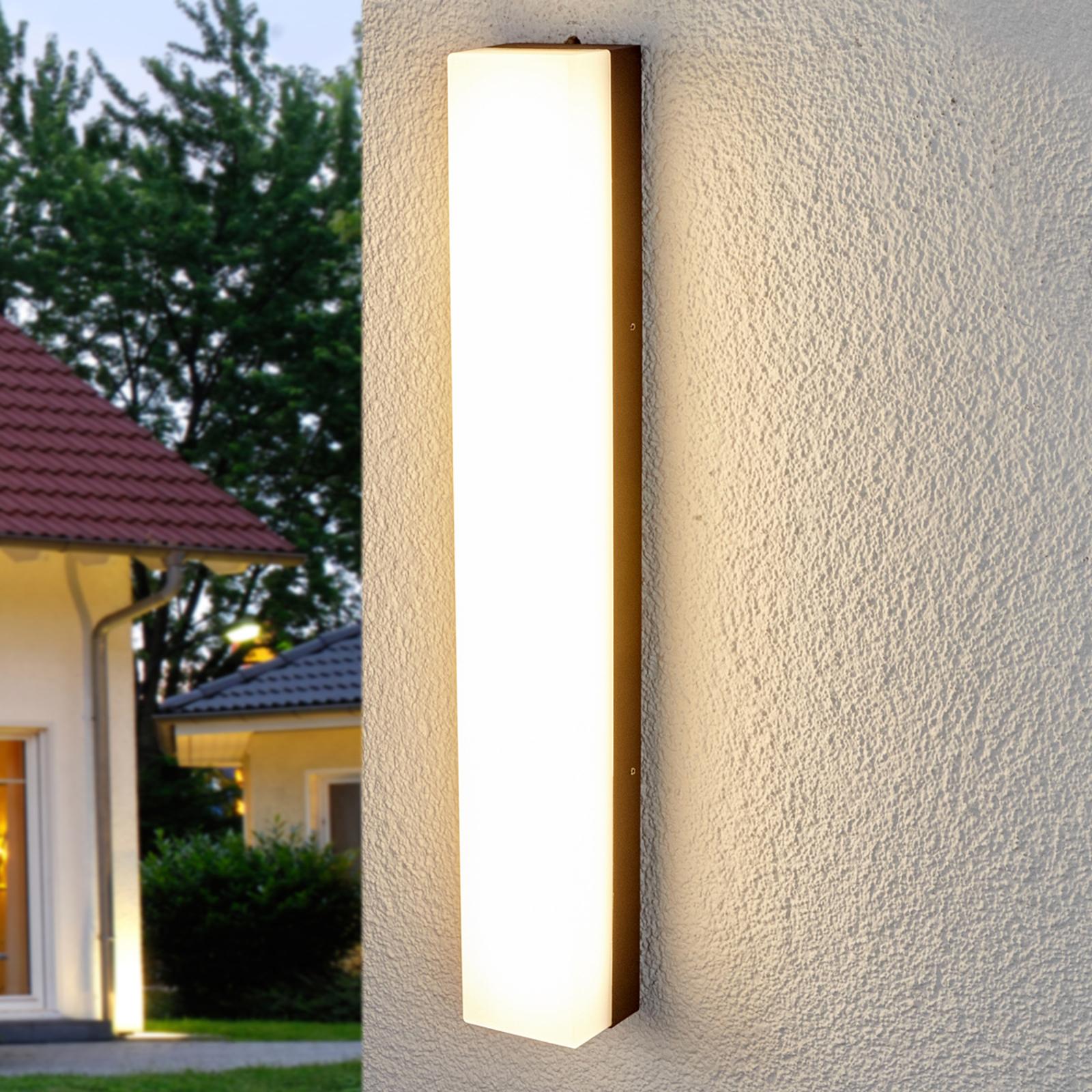 Wydajna lampa zewnętrzna LED CAHITA