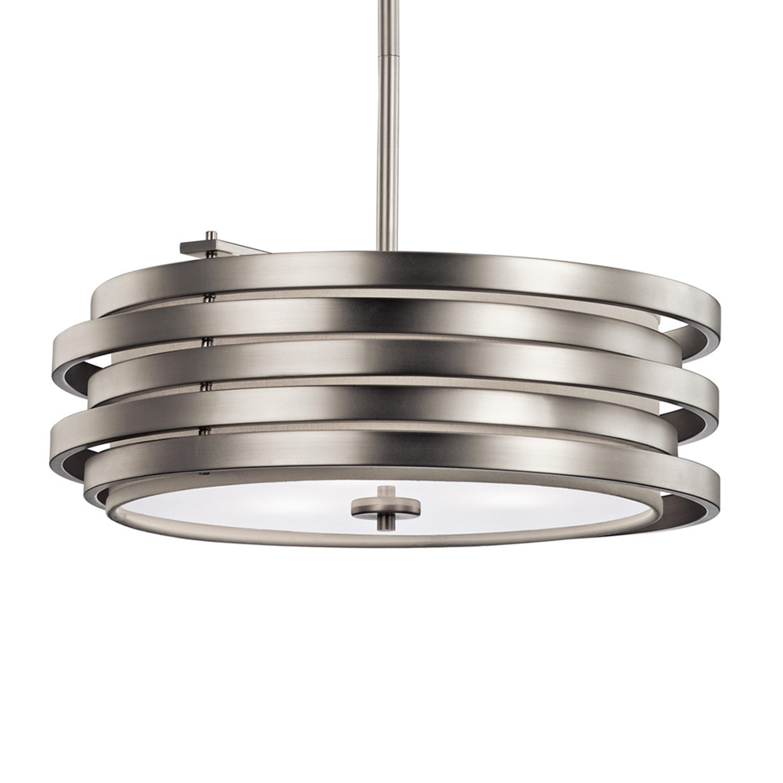 Suspension Roswell, forme rond