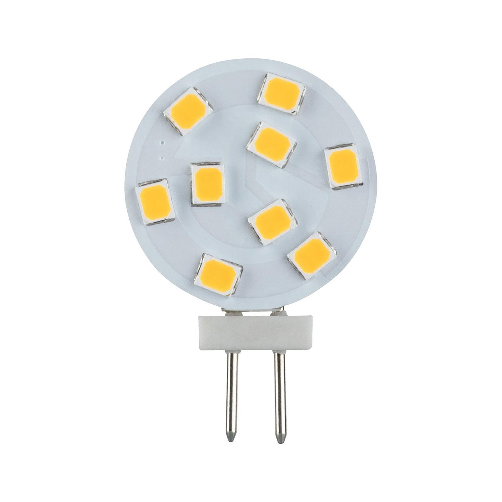 Paulmann LED-Stiftsockellampe G4 2,5W 2.700K