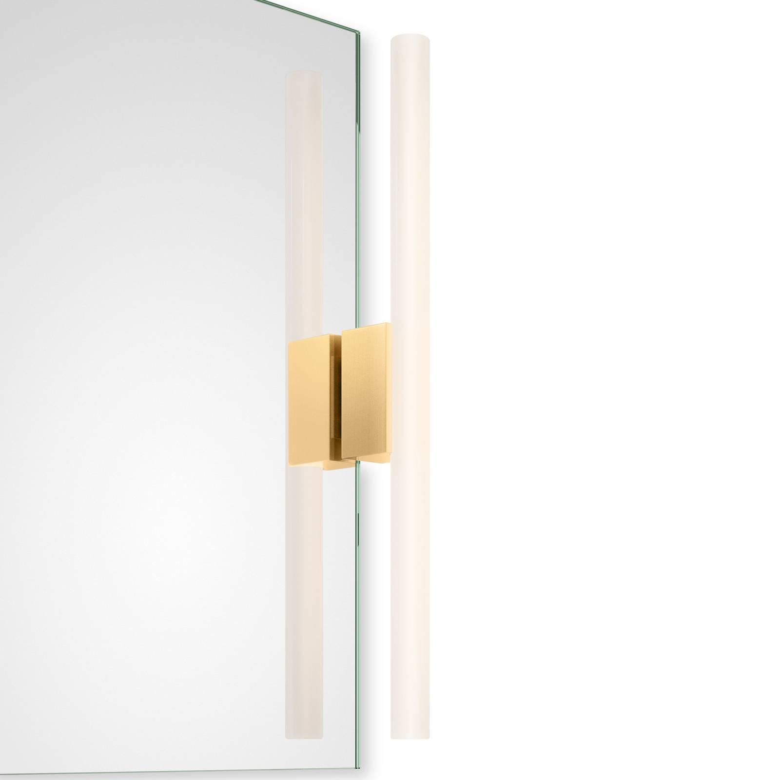 Decor Walther Omega 1 applique pour miroir or mat