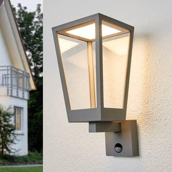 Chaja - vegglampe, bevegelsesdetektor, lanterne