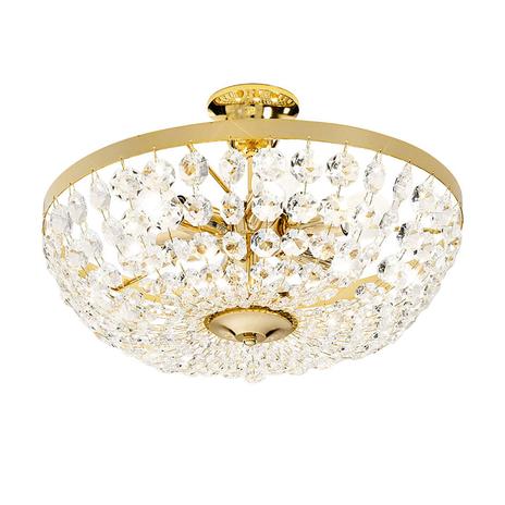 Lampa sufitowa Valerie z kryształami Ø 40 cm