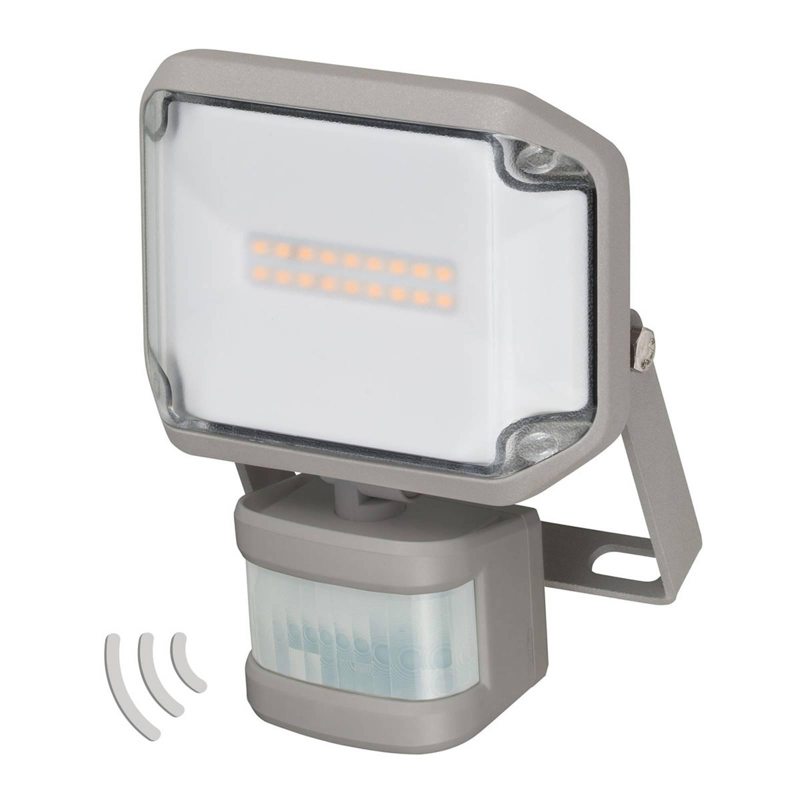 LED buitenspot AL met IR-sensor IP44 10W