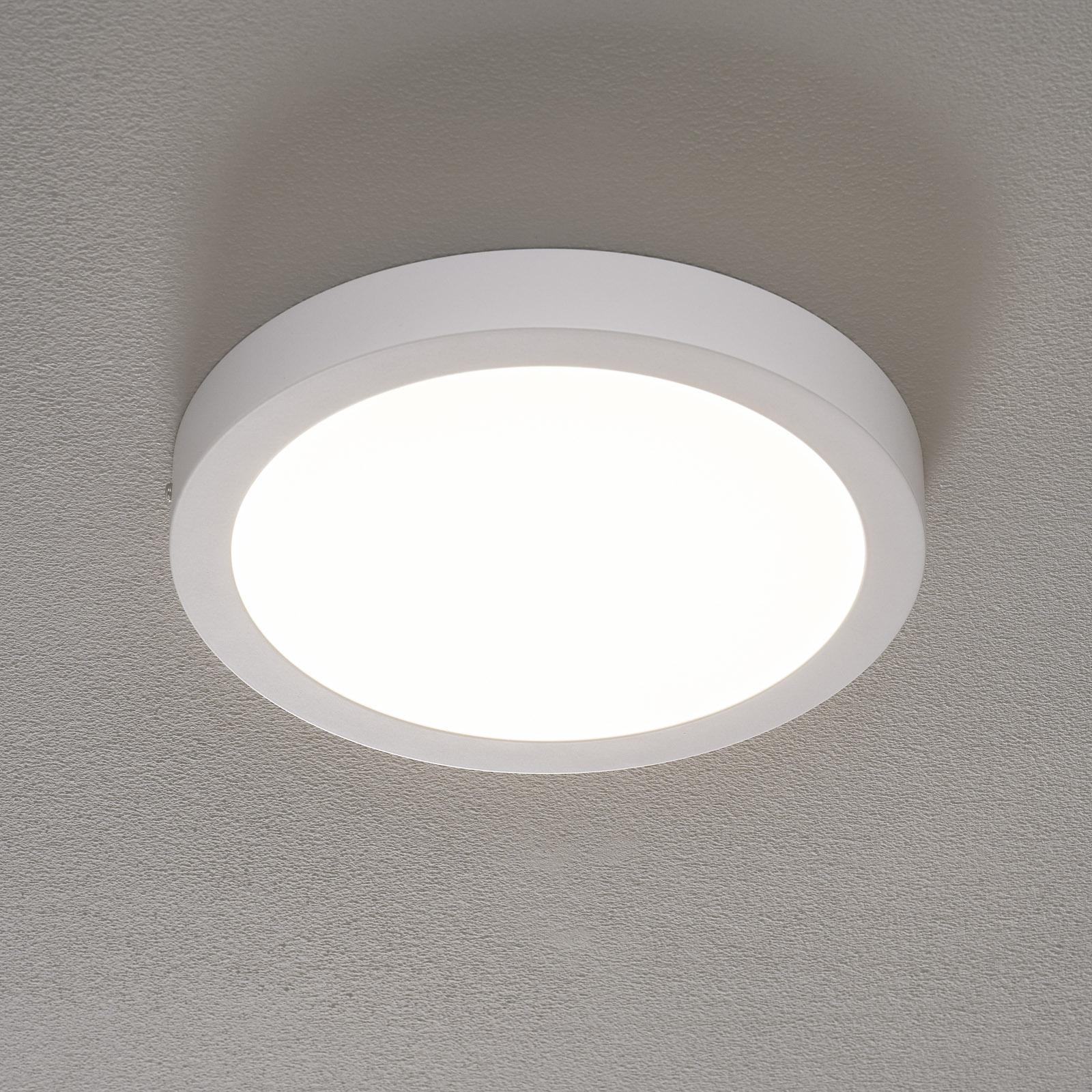Fueva Connect - LED-kattovalaisin, 30 cm, valk.