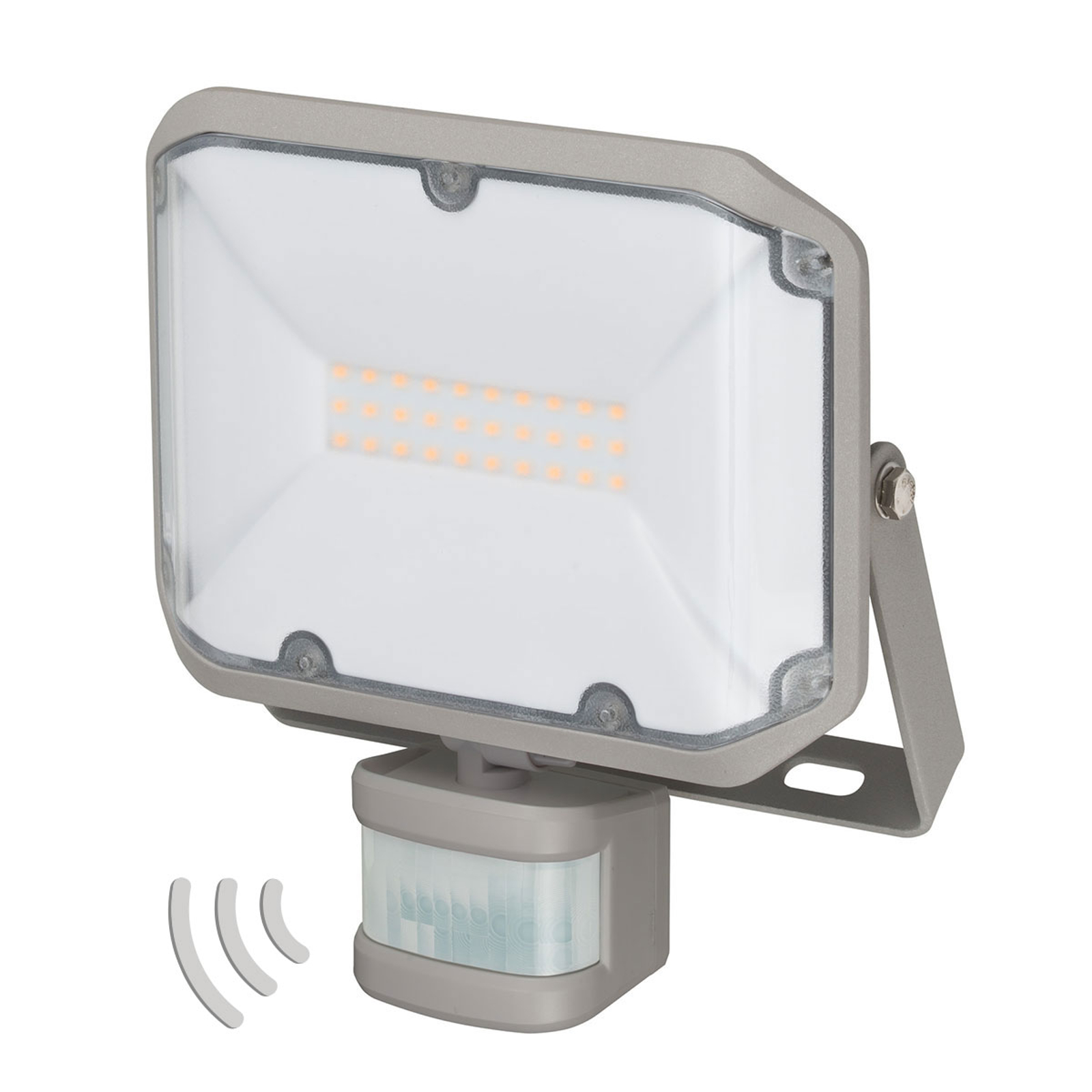 LED-Außenstrahler AL mit IR-Sensor IP44 20W
