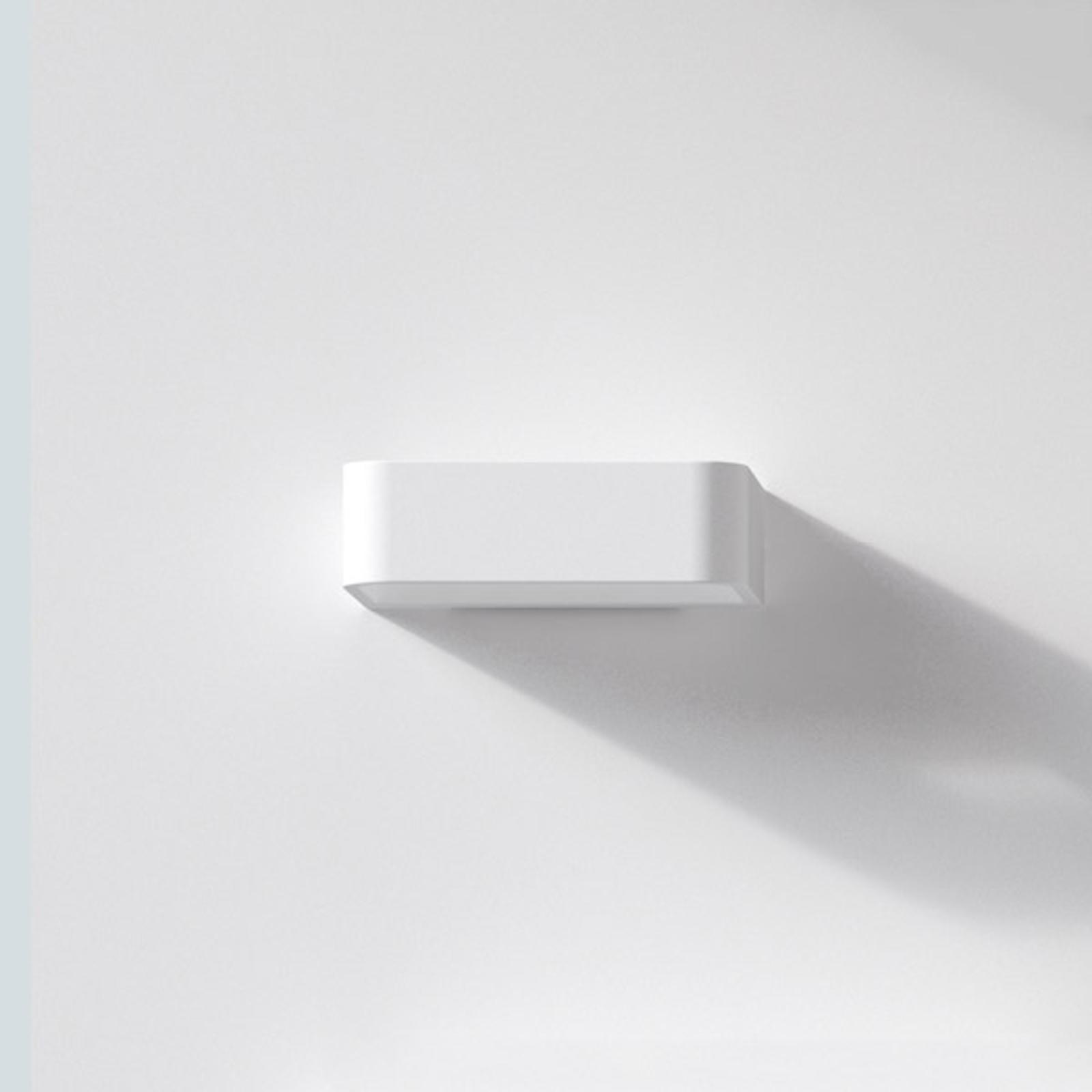 Rotaliana Frame W1 LED-vegglampe, hvit 2700K