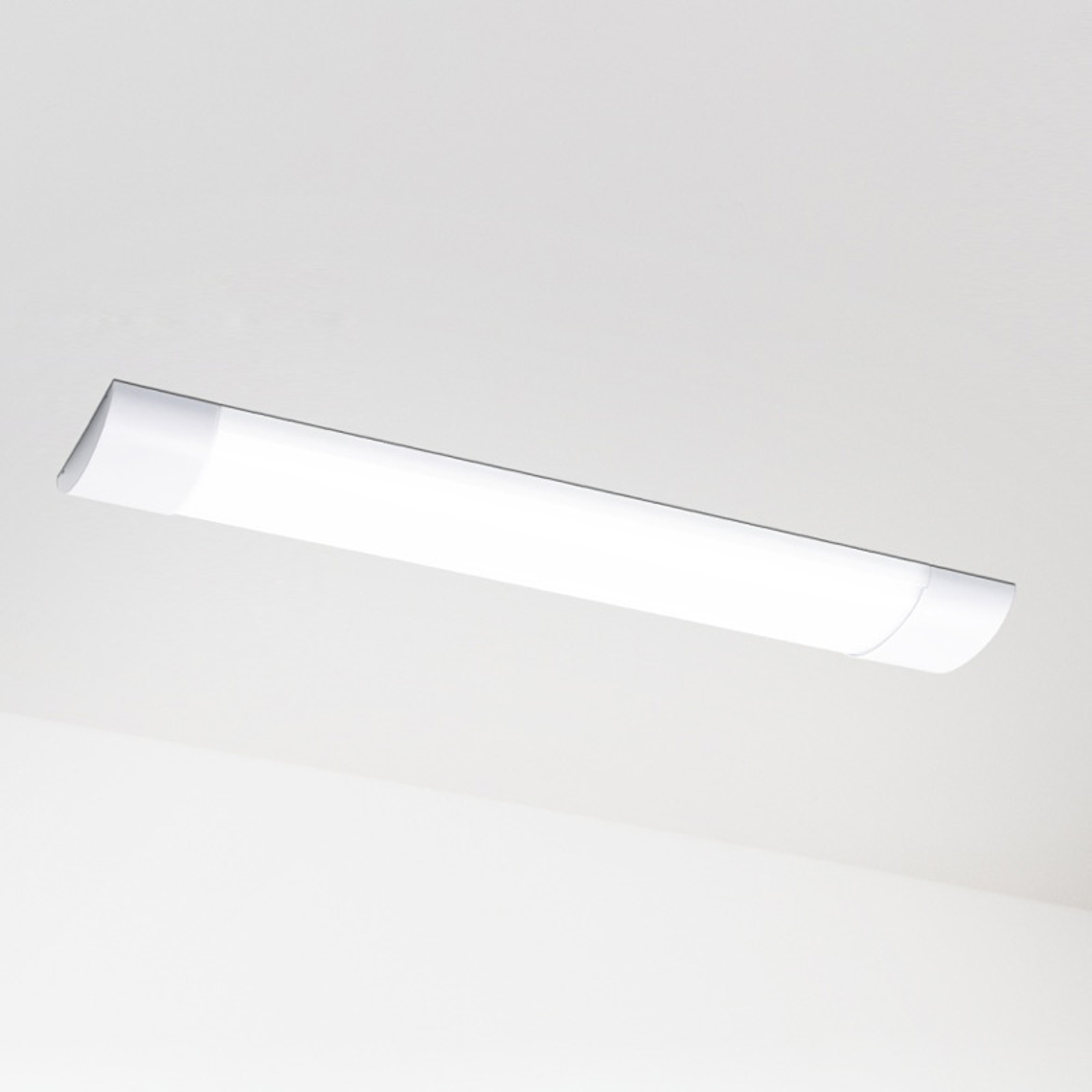 LED-Deckenleuchte Scala Dim 120 aus Aluminium