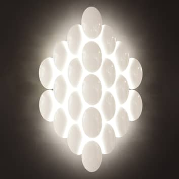 Milan Obolo - LED-seinävalaisin himmennet. 16-lamp