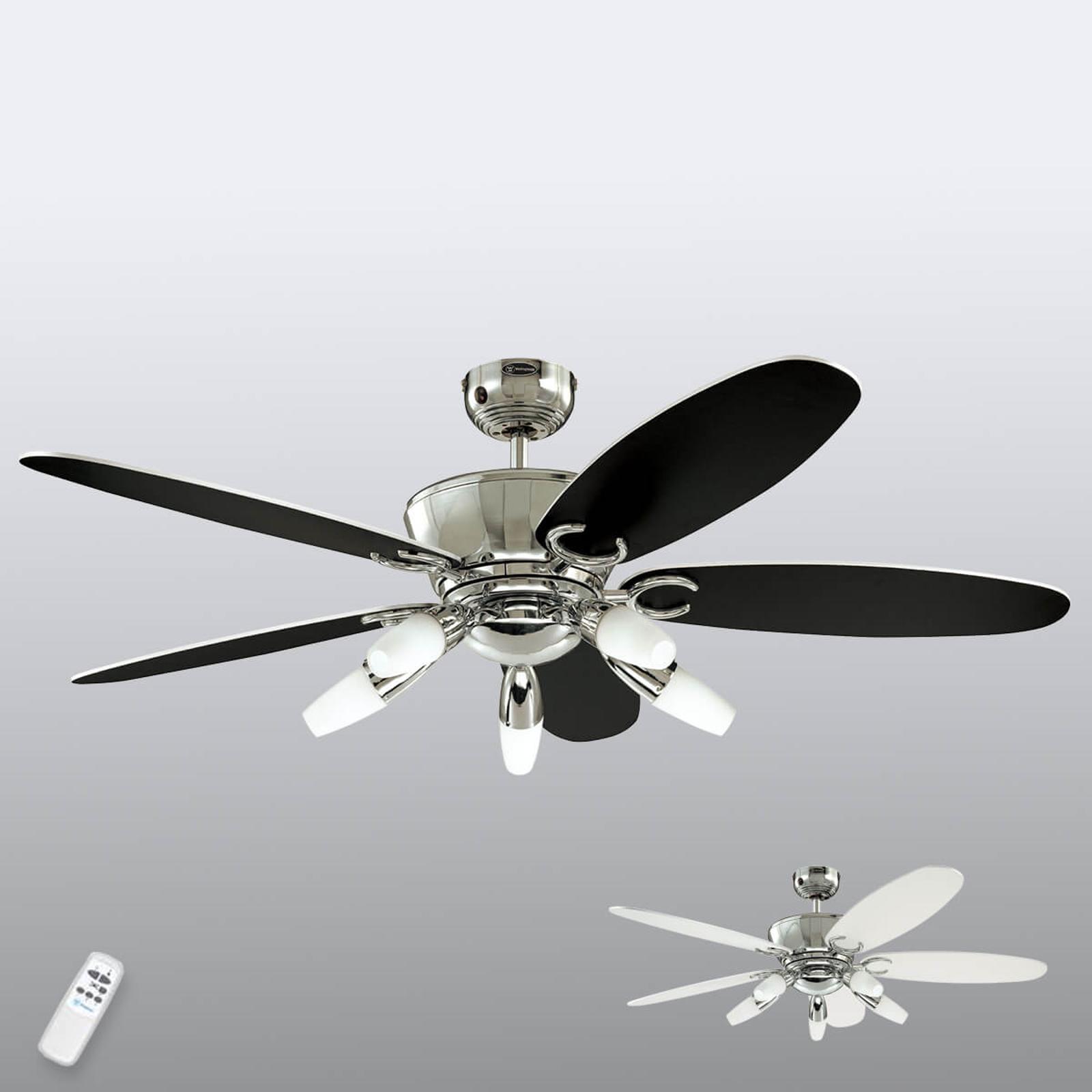 Westinghouse Ventilator energiesparend m. Fernb.