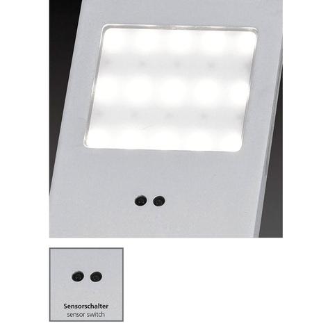 Sensor-Unterbaulampe Helena 19x5cm 3er-Set 3000K