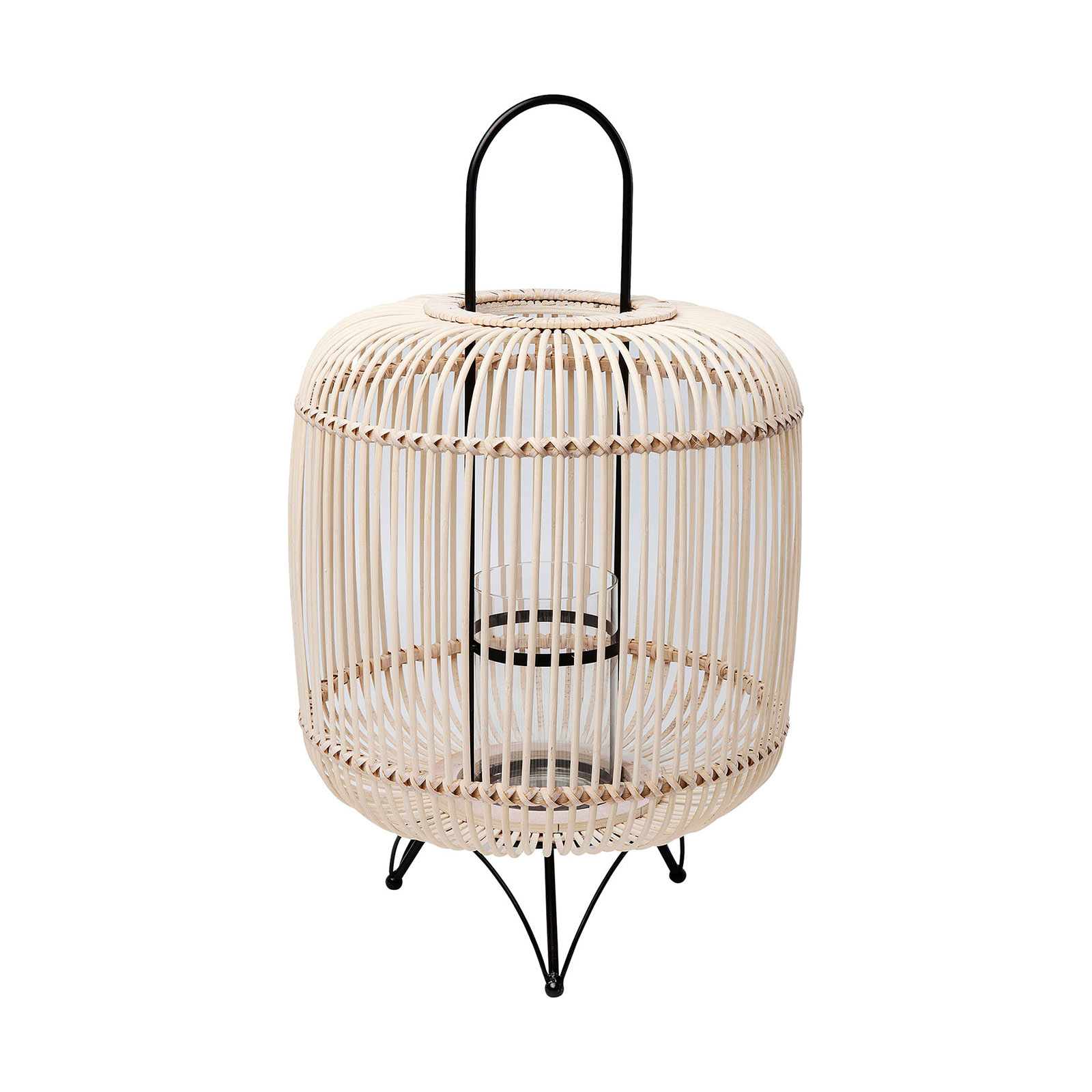 KARE Bamboo lampa stołowa 62 cm