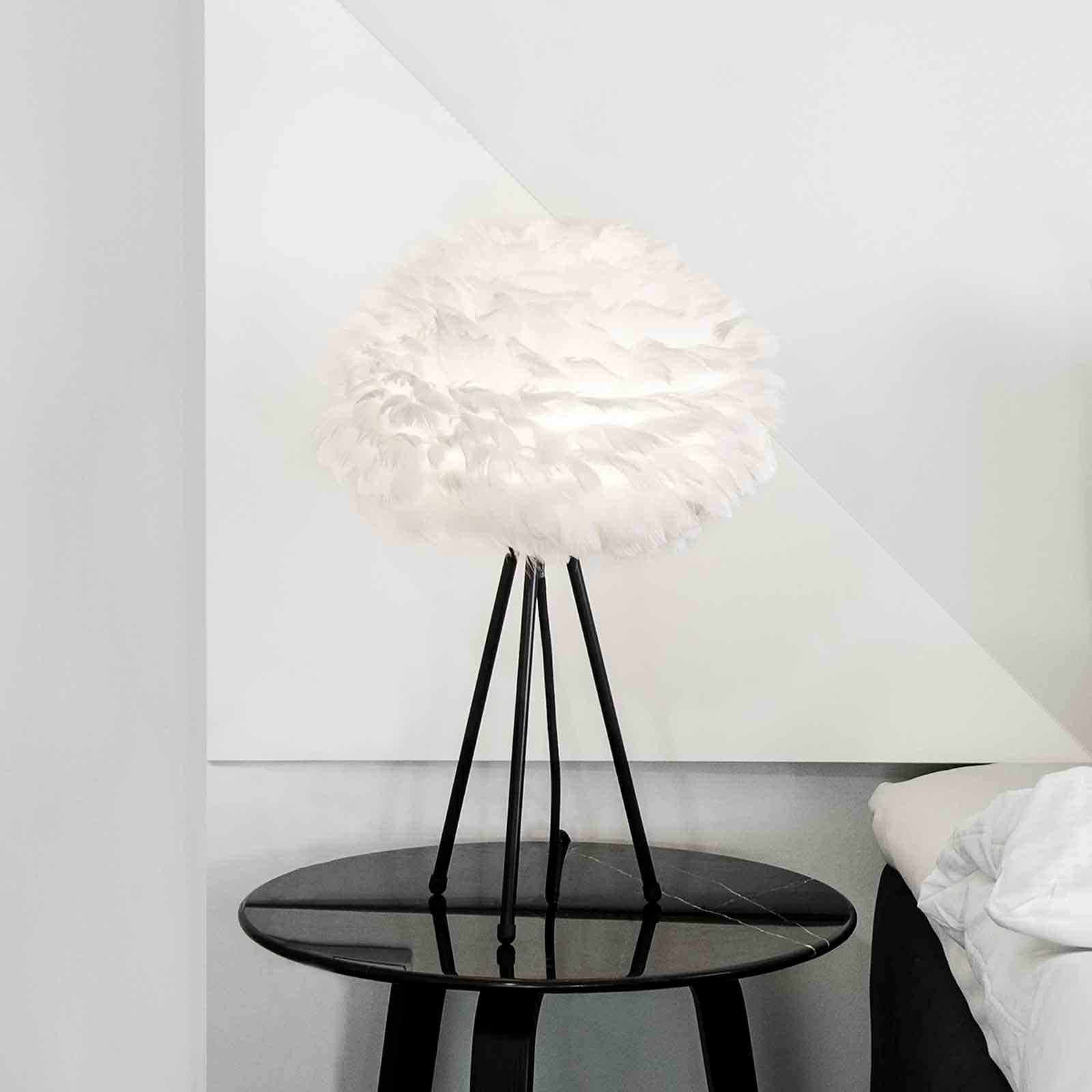 UMAGE Eos Mini bordslampa vit/tripod svart