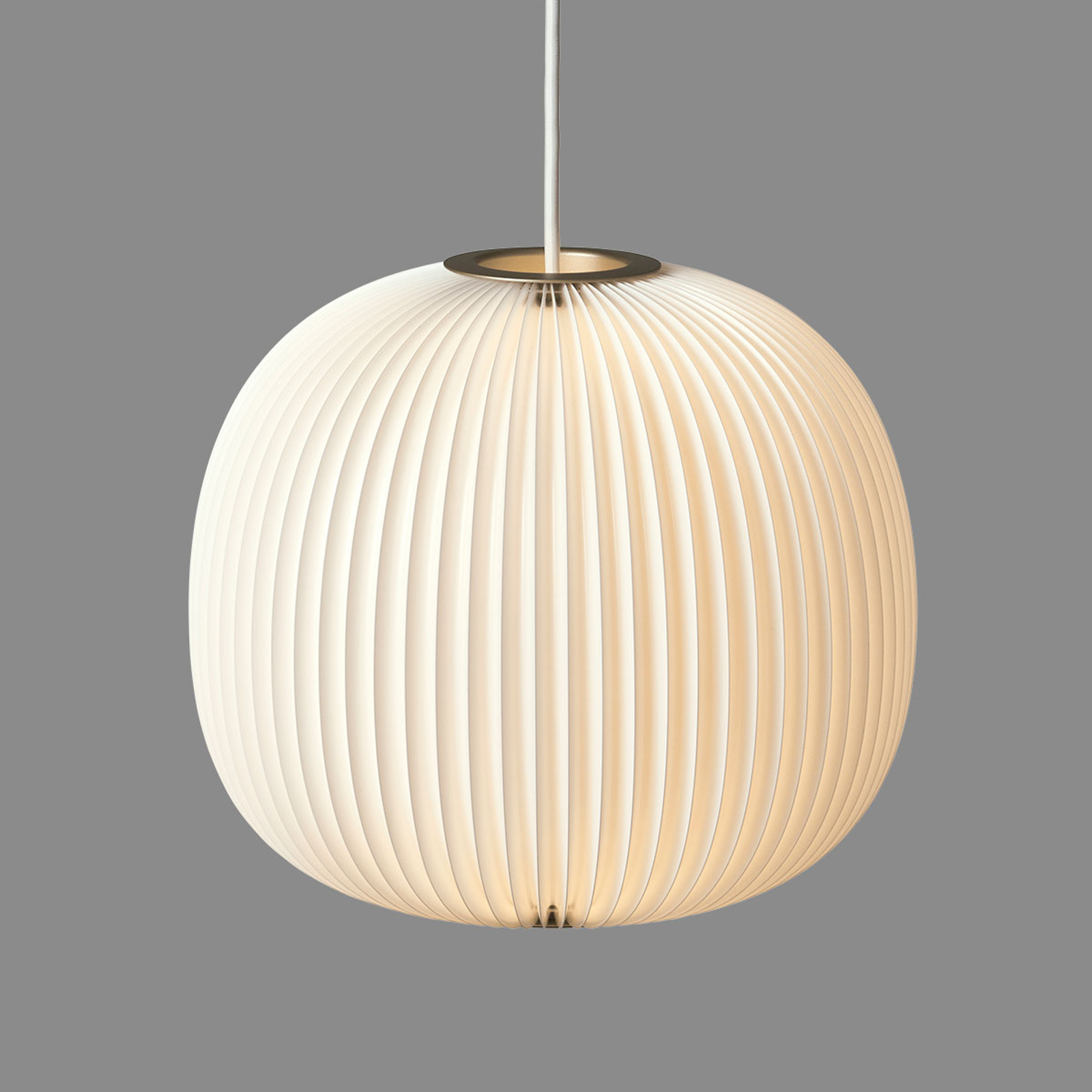 LE KLINT Lamella 3 - Designer-Hängelampe, gold